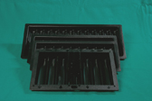 Plastic ABS Chip Trays