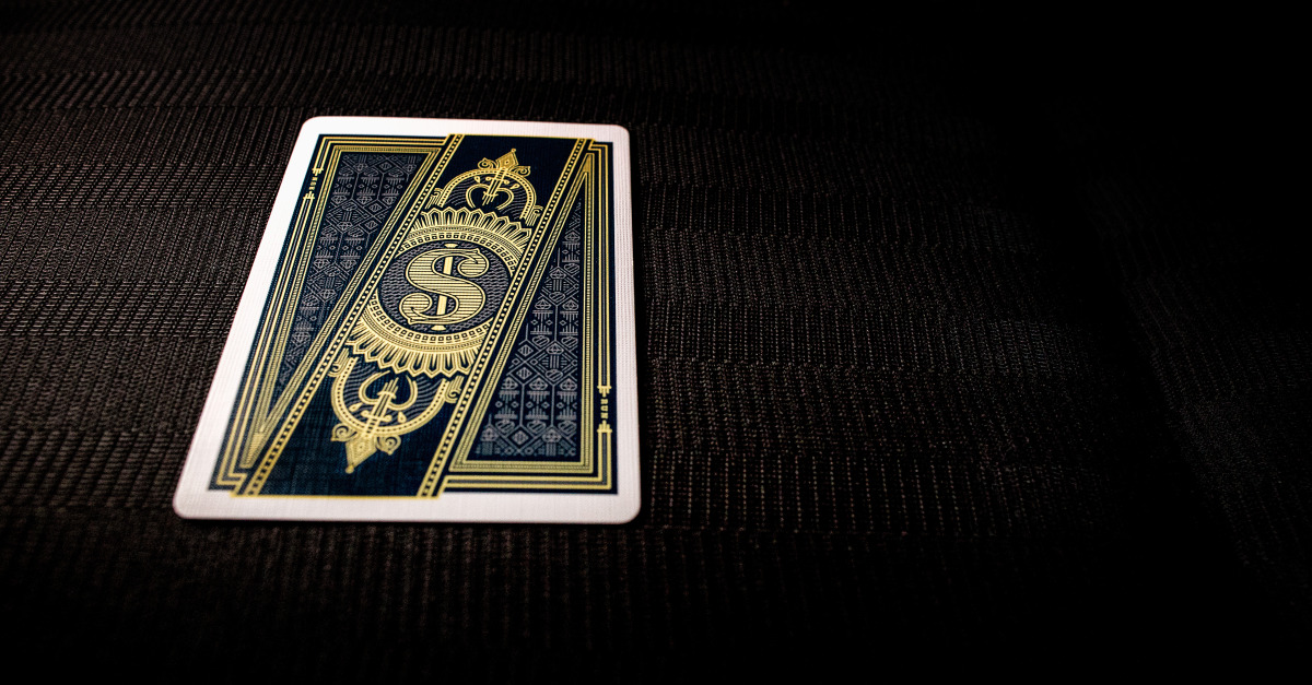 Running a home poker game