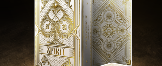 SPIRIT Gilded Deck Stretch Goal Unlock at 12PM CST Jan 30th